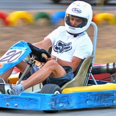 Go Karts Santa Eulalia – Speedy OnBoard
